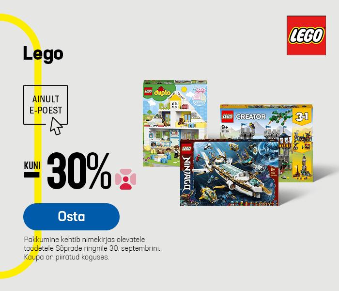 Lego kuni -30%