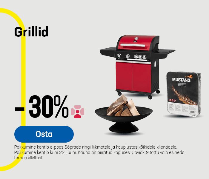 Grillid -30%
