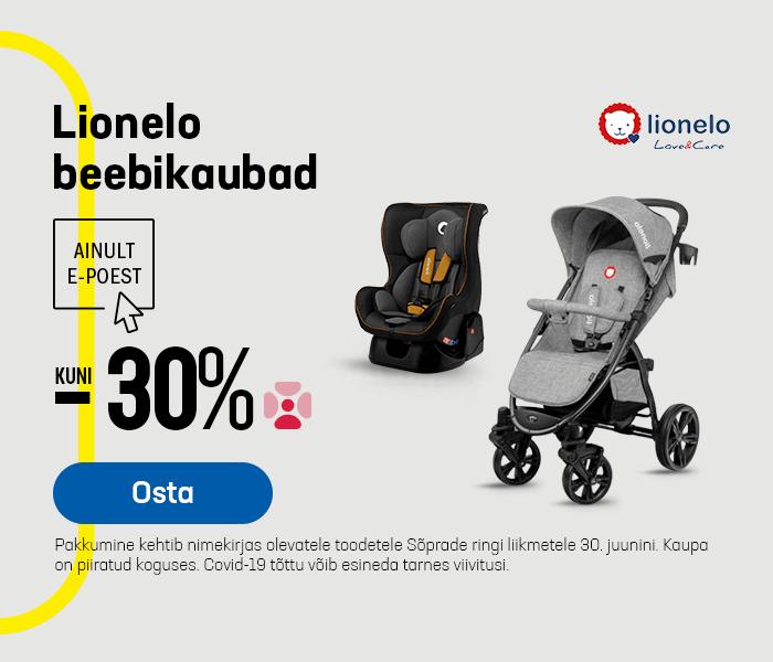Lionelo beebikaubad kuni -30%