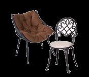 Dārza krēsli