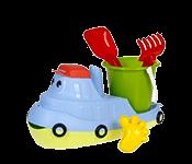 Smilšu kastes rotaļlietas