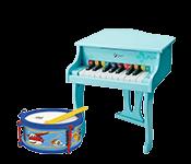 Muzikālās rotaļlietas, instrumenti