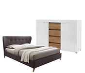 Guļamistabas mēbeles