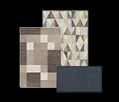 Paklāji un kažokādas