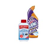 Tīrīšanas un mazgāšanas līdzekļi