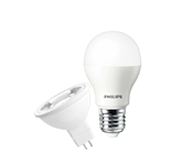 LED spuldzes un LED lampas