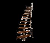 Logi un kāpnes