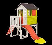 Bērnu slidkalniņi un rotaļu laukumi