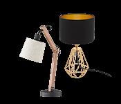Galda lampas