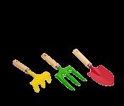 Bērnu dārza instrumenti