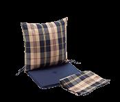Подушки и подкладки на стулья