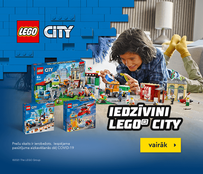 Iedzīvini Lego City