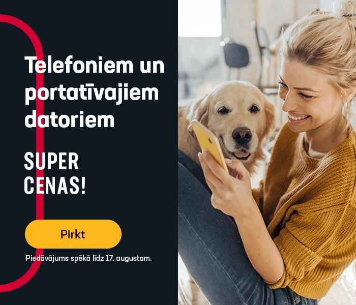 SUPER cenas telefoniem un portatīvajiem datoriem