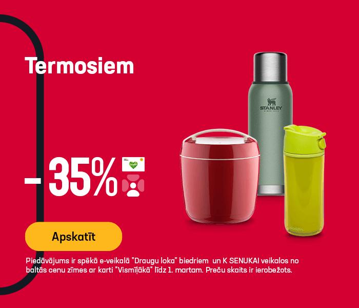 Termosiem -35%