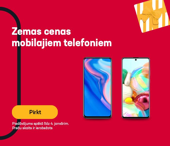 Zemas cenas mobilajiem telefoniem