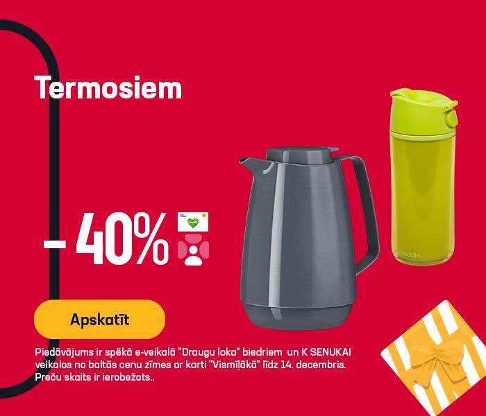 Termosiem -40% atlaide