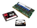 Atmintis, HDD ir SSD