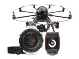 Sportiniai laikrodžiai, apyrankės ir dronai