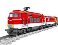 Traukiniai ir geležinkeliai