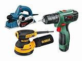 Elektriniai remonto įrankiai