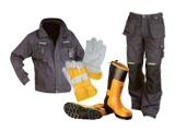 Darbo drabužiai ir avalynė