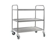 Serviravimo vežimėliai