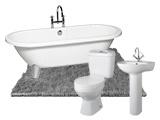 Santechnika ir vonios kambario reikmenys