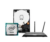 Kompiuterių komponentai, tinklo produktai