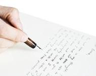 Писчая бумага, бумага для писем и копировальная бумага