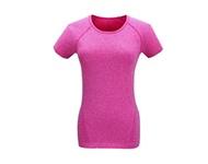 Moteriški marškinėliai sportui ir fitnesui