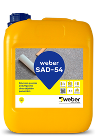 Giluminis gruntas Weber SAD-54