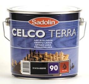 "Blizgus grindų lakas ""Sadolin"" Celco Terra 90, 2,5 l"