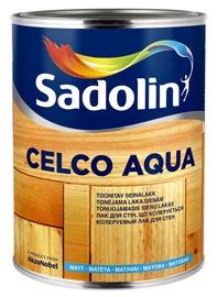 """Matinis lakas """"Sadolin"""" Celco Aqua 10, 1 l"""