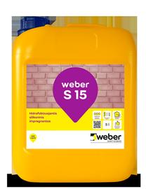 Hidrofobizuojamasis silikonas Weber