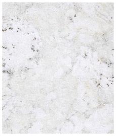 Korkplaat-seinapaneel, 30 x 60, Iceberg, valge