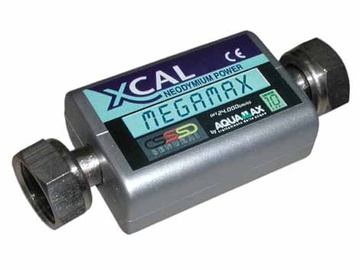 """Magnetinis kalkių valiklis """"Aquamax"""" Megamax 1 / 2 Xcal"""
