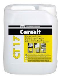 Giliai įsigeriantis gruntas Ceresit CT-17, 5 l