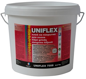 Põrandaliim Teluria Uniflex 7508, 5 kg