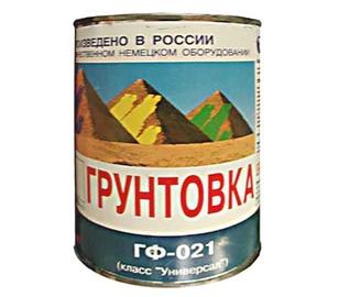 Gruntas Teks GF - 021, raudonai rudas 1 kg
