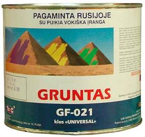Gruntas Teks GF - 021, raudonai rudas 2,5 kg