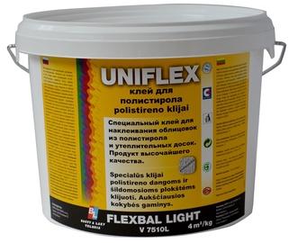 Polüstürooli liim Teluria Flexbal Light PP, 3 kg