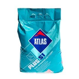 Elastiniai plytelių klijai Atlas plus, 5 kg