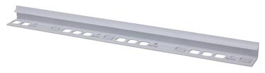 Plaadiliist 029001, 9 mm/2,5 m, valge