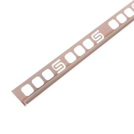 Plaadiliist, sisene, 7/2,5 mm, 027012, roosa