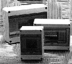Moodulkilp, Technova, 12 moodulit, IP55, pinnapealne
