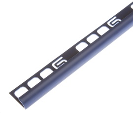 Plaadiliist 019019 välisnurk 9x250 mm, tumesinine