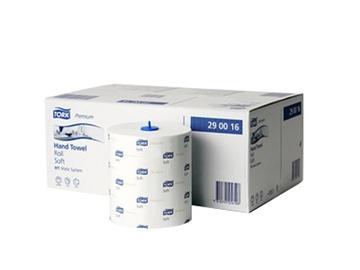 """Popierinis rankšluostis """"Tork"""" Premium Matic Soft, H1"""