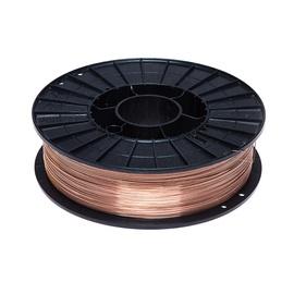 Suvirinimo viela, skersmuo – 0,6 mm, 5 kg, variuota