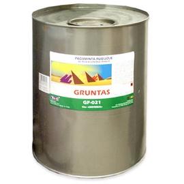 """GRUNTAS """"GF - 021"""" (RAUDONAI RUDAS; 24 KG) (TEKS)"""