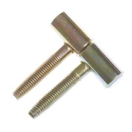Langų lankstas 055, 14 mm, cinkuotas